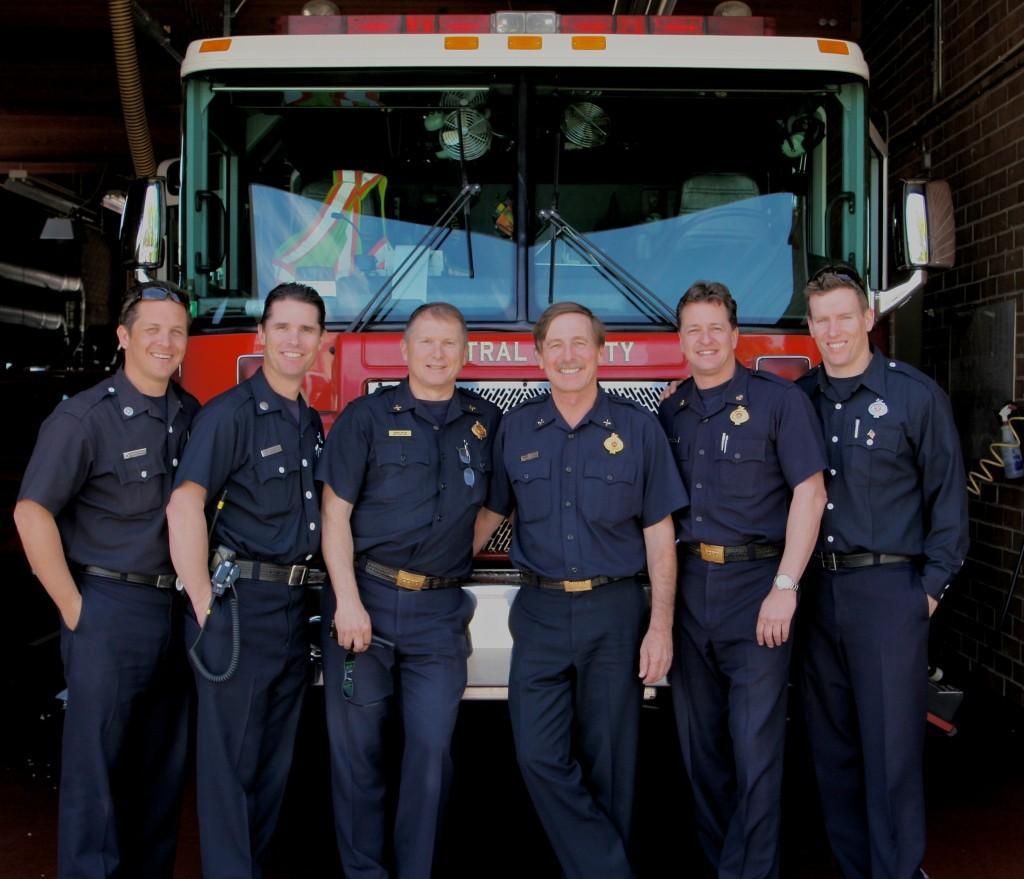 San Mateo Fire Department Car Seat