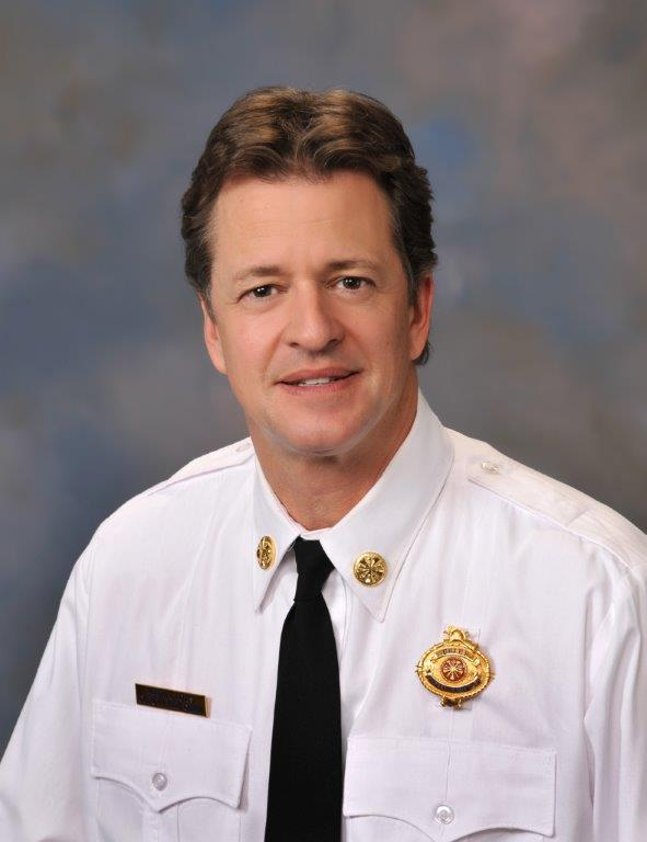 CCFD Chief Mark Ladas