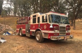 Rocky Fire August 2015