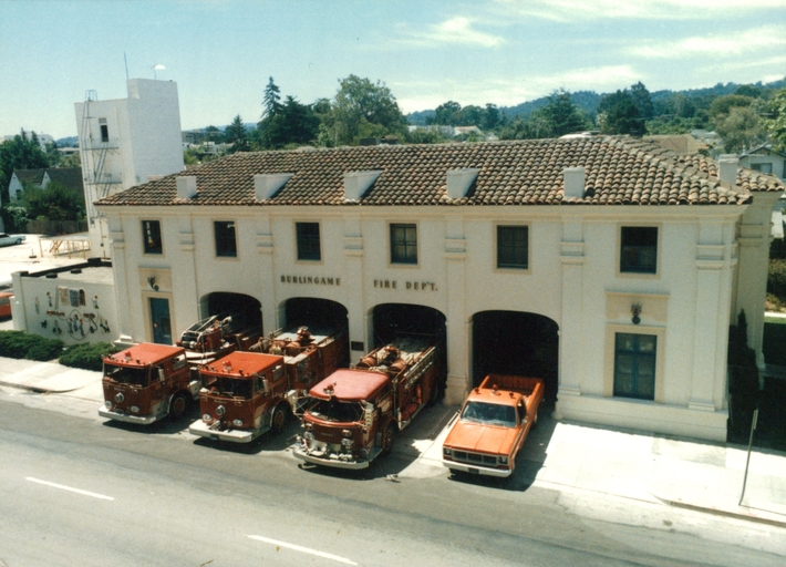 Central County Fire Department   History